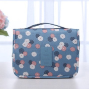 Korean Suspension type Colour Wash bag Foldable travelling bag Cosmetic Bag