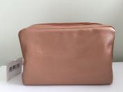 Nordstrom Rose Gold Cosmetic Bag