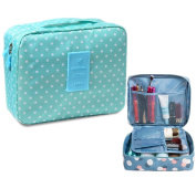 iSuperb Multi-function Big Capacity Makeup Cosmetic Bag Portable Toiletry Travel Kit Organiser