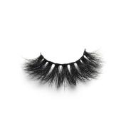 Long Cross 100% HandMade Mink Eyelashes Wispy Thick Reusable Fake Eyelashes
