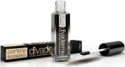 Divaderme Brow Extender II - 100% Natural Semi Permanent - Eyebrow Fibres + Enhancer Treatment -