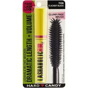 Hard Candy Lashaholic Big Fake Mascara, 1108 Blackest Black, 10ml