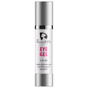 Natural & Organic Eye Gel - Best & Most Effective Anti Ageing Under Eye & Face Moisturising Retinol Cream To Reduce Puffiness, Wrinkles, Dark Circles, Bags, & Dry Skin (60ml) - Incredible By Nature