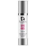 Natural & Organic Eye Gel - Best & Most Effective Anti Ageing Under Eye & Face Moisturising Retinol Cream To Reduce Puffiness, Wrinkles, Dark Circles, Bags, & Dry Skin (60ml) - Incredible By Nature