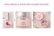 OHUI Miracle Moisture Cream 100ml Flower Special Set
