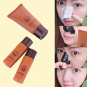 Redcolourful Volcano Mud Black Head Remove 3 Steps Mask Set