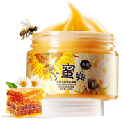 Redcolourful Milk Honey Facial Care Peel off Mask Moisturising Oil Control Shrink Pores Water Mask