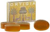 Zagara (Orange Blossom) by Ortigia Soap 4 x 100g