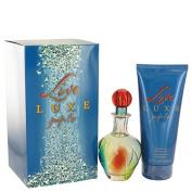 Live Luxe by Jennifer Lopez Gift Set -- 100ml Eau De Pafum Spray + 200ml Shower Gel for Women