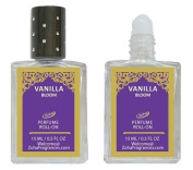 Vanilla Perfume Oil - Vanilla Bloom Roll-On by Zoha Fragrance