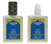 Jasmine Perfume Oil - Jasmine Bloom Roll-On by Zoha Fragrances