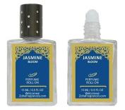Jasmine Perfume Oil - Jasmine Bloom Roll-On by Zoha Fragrances
