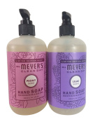 Mrs Meyer's Clean Day Limited Edition Hand Soap Bundle
