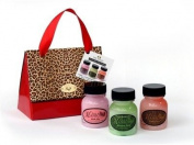 Red Leopard Spa Purse