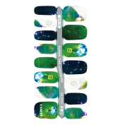 Silentrees Colour 12 Constellation Self-adhensive Personalise Nail Art Sticker 45 Sheets Cancer