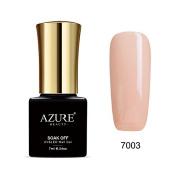 Azure Beauty Gel Nail Polish Soak Off UV/LED Shiny Shellac Nail Polish colourful #7003