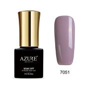 Azure Beauty Gel Nail Polish Soak Off UV/LED Shiny Shellac Nail Polish colourful #7051