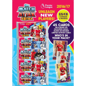 EPL Match Attax Extra 2016/17 Multipack