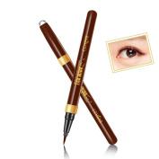 SHEENROAD Stay All Day Waterproof Liquid Eyeliner Eye Liner Gel Pen,Waterproof Smudge Proof Long Lasting Run Smoothly Eye Enhancing Cosmetic
