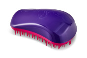 Dessata Hairbrush Purple - Hot Pink