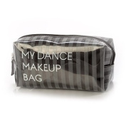 YOFI Cosmetics My Dance Makeup Bag |Small Grey