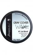 Awesome Grey Cover Wax (Styling Wax Manicure for Men)