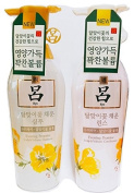 [AMORE PACIFIC] RYO Evening Promise Scalp and Volume Shampoo 400ML + Conditionar 400ML set