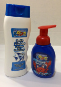 Perfect Purity for Kids 2 in 1 Shampoo plus Conditioner 440ml & foaming hand soap 250ml