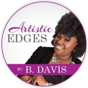 Artistic Edges edge control By B. Davis