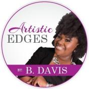 Artistic Edges edge control By B. Davis