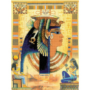 Riolis 0046PT Cleopatra Counted Cross Stitch Kit