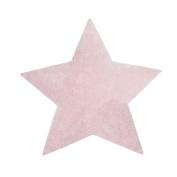 Oilo Star Pillow, Blush