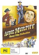 Audie Murphy Three Film Collection [Region 4]