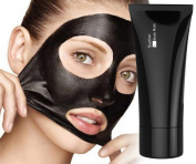 Blackhead Remover Mask [Removes Blackheads] - Purifying Quality Black Pore Removal Peel off Strip Charcoal Mask for Face Nose - Best Mud Facial Mask 60g