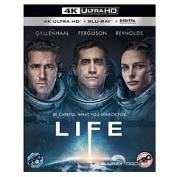 Life (2017) (UHD/Blu-ray/UV)   [Region B] [Blu-ray]