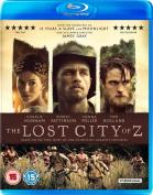 The Lost City of Z [Region B] [Blu-ray]