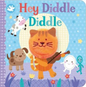 Little Me Hey Diddle Diddle [Board book]