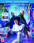Ghost in the Shell [Regions 1,2,3] [Blu-ray]