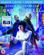 Ghost in the Shell [Region B] [Blu-ray]