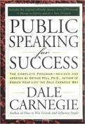 Public Speaking for Success [Audio]