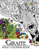 Giraffe Adult Coloring Book