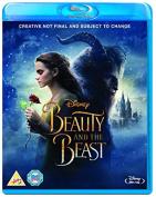Beauty and the Beast  [Region B] [Blu-ray]
