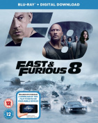 Fast & Furious 8 [Region B] [Blu-ray]