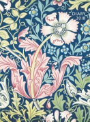 William Morris - Compton Pocket Diary 2018