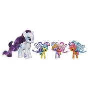 My Little Pony Cutie Mark Magic Rarity & Friendship Flutters Figures Doll Access