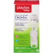 Playtex Drop-ins Bpa-free Bottle Liners For Playtex Nurser Bottles - 240ml -