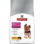 Hill's Science Diet Adult Small And Toy Breed Dry Dog Food, 2kg Bag, New