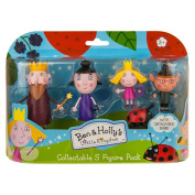 Ben And Holly 5-figure Pack By Character Options