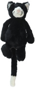 Jellycat Bashful Cat Black And White Medium