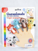 Garanimals Baby Bath Finger Puppets, New,  .